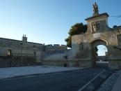 Castello fortificato - Acaya