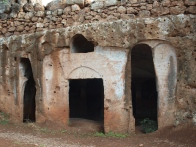 Chiesa rupestre di SS. Andrea e Procopio